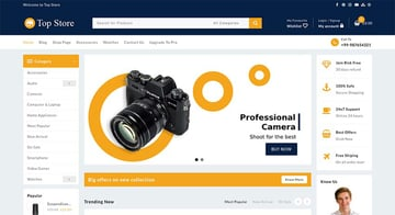 Top Store WooCommerce Theme