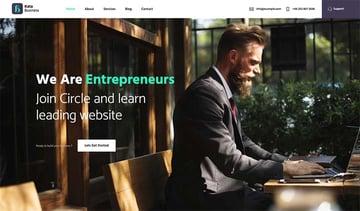 Kata Business WordPress Theme