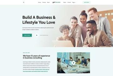 Kadence - Free WordPress Theme