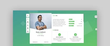RyanCV - CV Resume Template