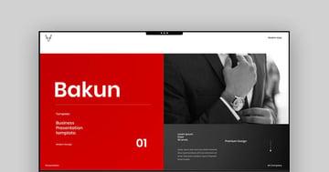 Bakun – Business PowerPoint Template