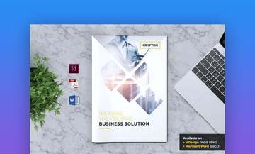Krypton | Corporate Business Brochure