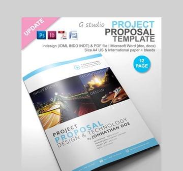 Gstudio Project Proposal Template