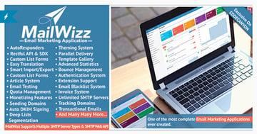 MailWizz - Email Marketing Applicationdude your