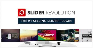 Slider Revolution Responsive jQuery Plugin