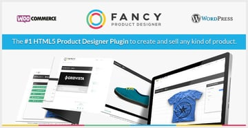 Fancy Product Designer - WooCommerce Plugin