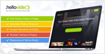 HelloVideo Video CMS