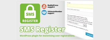 SMS Register