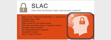 SLAC - Site Login and Access Control