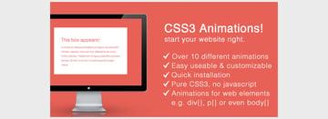 CSS3 Animations