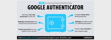 5sec Google Authenticator 2-Step Login Protection