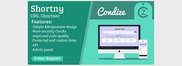 Shortny - The URL Shortener