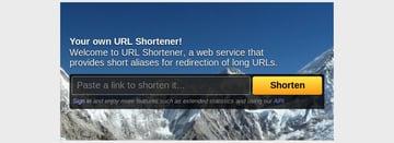 Shortix URL Shortener