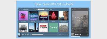 sPlayer - Super HTML5 Music Player
