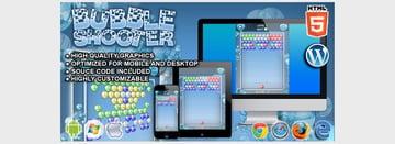 Bubble Shooter - HTML5 Games