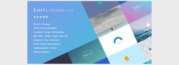 LoftLoader Pro - Preloader Plugin for WordPress
