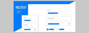 Multistep jQuery Enquiry Form