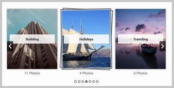 Album and Image Gallery Plus Lightbox screenshot