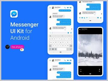 Messenger UI Kit