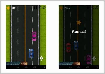 Highway Racing Game Template