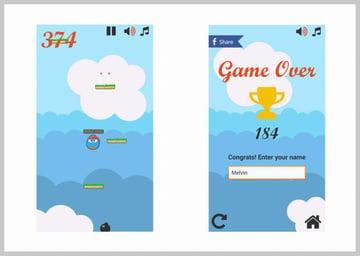 Jumper Game Template