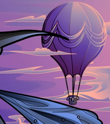 Adding Light Details to the Balloon