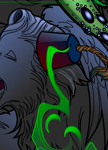 Adding Coloring to the Monkeys 1
