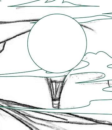 Creating the Hot Air Balloon 1