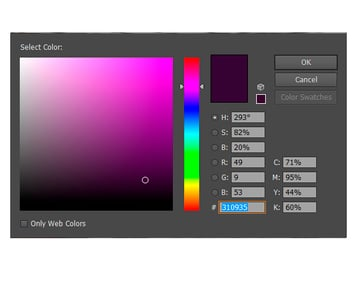 Eyelash Color
