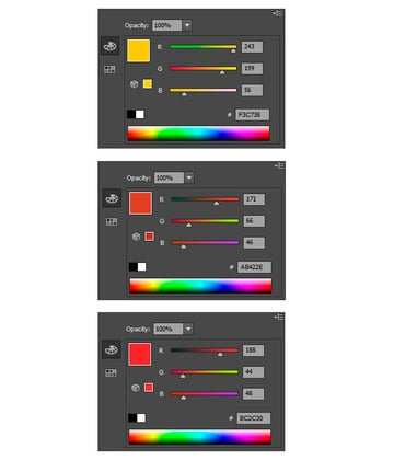 Iris Colors