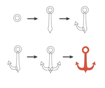 make anchor