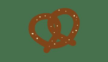 creating the pretzel 3