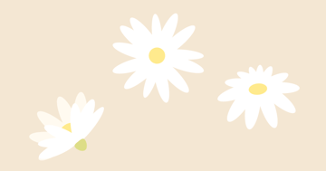 all created daisies together