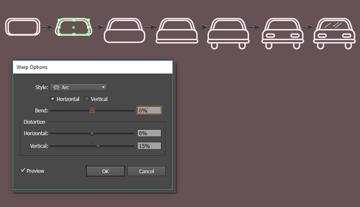 creating the car