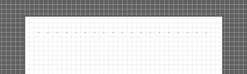 how to create the special grid for the pattern