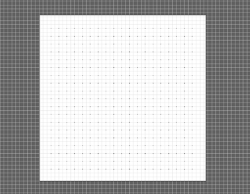 how the special grid for the pattern should look
