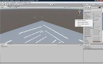 Shader Glitch in Unity5