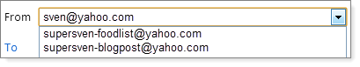 Yahoos Disposable Email Service