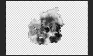 Deleting background of your layer