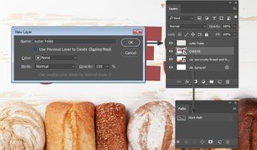 Create a workpath
