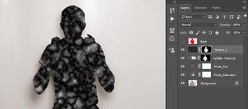 Adding layer mask