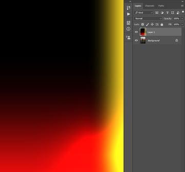 Merging layers