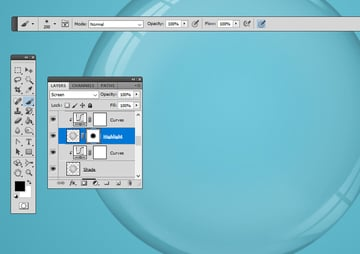 Paint Inside Layer Mask in Photoshop