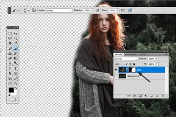 Remove the Background in Photoshop