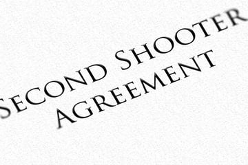 Second Shooter Contract