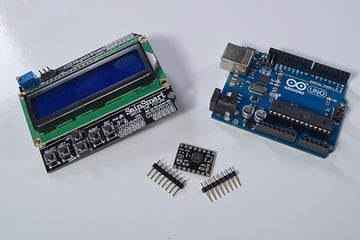 Putting together the Stepper Driver