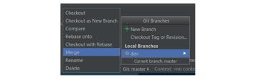 Merging dev branch to master