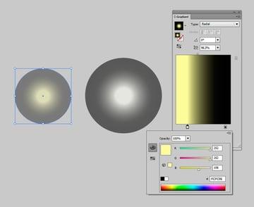 Adjust the gradient