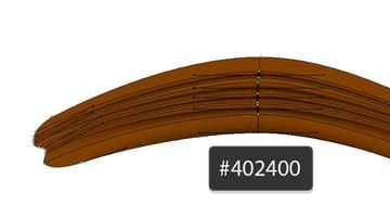 color 402400