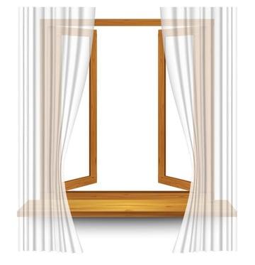add curtains